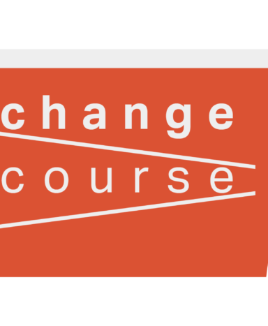 change course logo